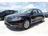 2014 Volkswagen Passat Black