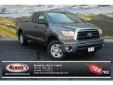 2013 Magnetic Gray Metallic Toyota Tundra Double Cab 4x4 #84565091