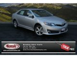 2013 Classic Silver Metallic Toyota Camry SE #84565085