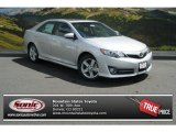 2013 Classic Silver Metallic Toyota Camry SE #84565083
