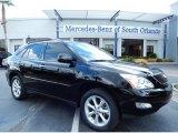 2009 Obsidian Black Lexus RX 350 #84565181