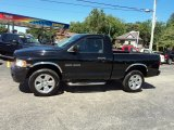 2004 Black Dodge Ram 1500 SLT Regular Cab 4x4 #84565694