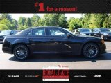 2013 Phantom Black Tri-Coat Pearl Chrysler 300 C John Varvatos Limited Edition #84617559