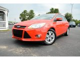2012 Race Red Ford Focus SEL 5-Door #84618019