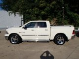 2010 Cool Vanilla Dodge Ram 1500 Big Horn Crew Cab 4x4 #84617651