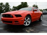 2013 Race Red Ford Mustang GT Coupe #84618014