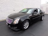 Black Raven Cadillac CTS in 2009
