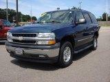 2005 Dark Blue Metallic Chevrolet Tahoe LS #84618179