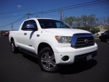 2007 Super White Toyota Tundra Limited Double Cab 4x4 #84617997