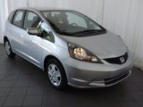 2013 Alabaster Silver Metallic Honda Fit  #84617534