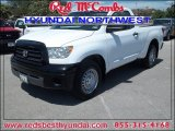 2007 Super White Toyota Tundra Regular Cab #84617615
