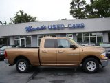 2012 Saddle Brown Pearl Dodge Ram 1500 SLT Quad Cab #84617887