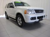 2003 Oxford White Ford Explorer Limited 4x4 #84617985