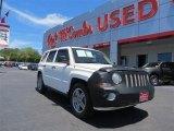 2007 Stone White Jeep Patriot Sport 4x4 #84617600