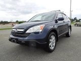 2008 Royal Blue Pearl Honda CR-V EX-L 4WD #84618069