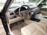 2011 Chevrolet Silverado 1500 LTZ Extended Cab Dark Cashmere/Light Cashmere Interior