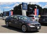 2007 Sparkling Graphite Metallic BMW 3 Series 335xi Sedan #84617585