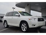 2010 Blizzard White Pearl Toyota Highlander Limited 4WD #84617768