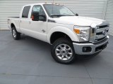 2014 Ford F250 Super Duty Lariat Crew Cab 4x4 Data, Info and Specs
