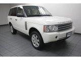 2007 Chawton White Land Rover Range Rover HSE #84617962