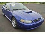 2003 Sonic Blue Metallic Ford Mustang V6 Coupe #84618048