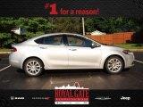 2013 Bright Silver Metallic Dodge Dart Limited #84617570