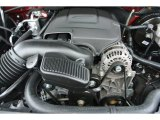 2013 Chevrolet Silverado 1500 LT Extended Cab 4.8 Liter OHV 16-Valve VVT Flex-Fuel Vortec V8 Engine