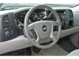 2013 Chevrolet Silverado 1500 LT Extended Cab Dashboard