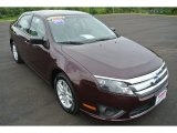 2011 Bordeaux Reserve Metallic Ford Fusion S #84618043