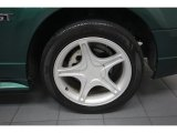 2000 Ford Mustang GT Convertible Wheel