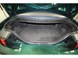 2000 Ford Mustang GT Convertible Trunk