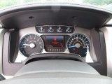 2013 Ford F150 Platinum SuperCrew 4x4 Gauges