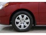 Hyundai Elantra 2007 Wheels and Tires