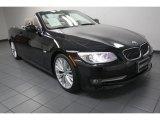 2011 Jet Black BMW 3 Series 335i Convertible #84617950