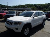 2014 Bright White Jeep Grand Cherokee Laredo 4x4 #84669463