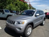 2014 Billet Silver Metallic Jeep Grand Cherokee Laredo 4x4 #84669462