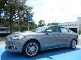 2013 Sterling Gray Metallic Ford Fusion SE 1.6 EcoBoost #84669185