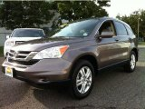 2010 Urban Titanium Metallic Honda CR-V EX-L AWD #84669637
