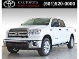 2013 Super White Toyota Tundra SR5 CrewMax 4x4 #84669629