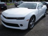 2014 Summit White Chevrolet Camaro LT/RS Coupe #84668980