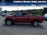 2014 Deep Cherry Red Crystal Pearl Ram 1500 Big Horn Quad Cab 4x4 #84669218
