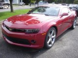 2014 Crystal Red Tintcoat Chevrolet Camaro LT/RS Coupe #84668973