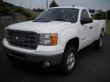 2013 GMC Sierra 2500HD SLE Regular Cab Data, Info and Specs