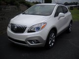 2013 White Pearl Tricoat Buick Encore Leather #84669512