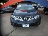 2012 Super Black Nissan Murano LE Platinum Edition #84669142
