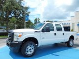 2014 Ford F350 Super Duty XL Crew Cab 4x4 Data, Info and Specs