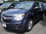 2013 Atlantis Blue Metallic Chevrolet Equinox LS #84668960