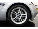BMW Z8 2001 Wheels and Tires