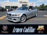 2004 Titanium Silver Metallic BMW 3 Series 330i Sedan #84668955