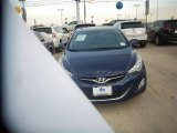 2012 Indigo Night Blue Hyundai Elantra GLS #84669124